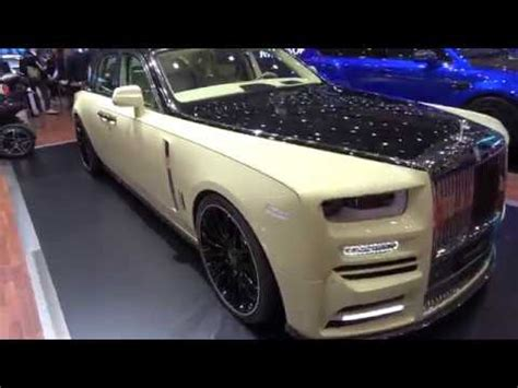 roll royce sky 4k rolls royce phantom by mansory with quot magic sky