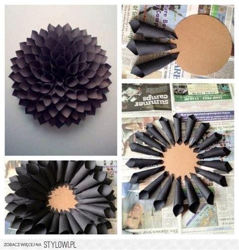 Diy Paper Flower Wall Decor by Diy Paper Flower Wall Decor Ideas