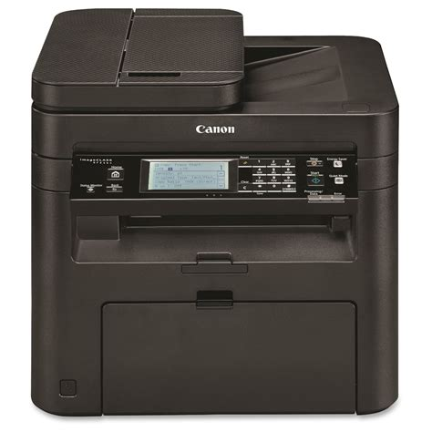 Printer Scanner Canon canon imageclass mf216n laser multifunction printer monochrome plain paper print desktop