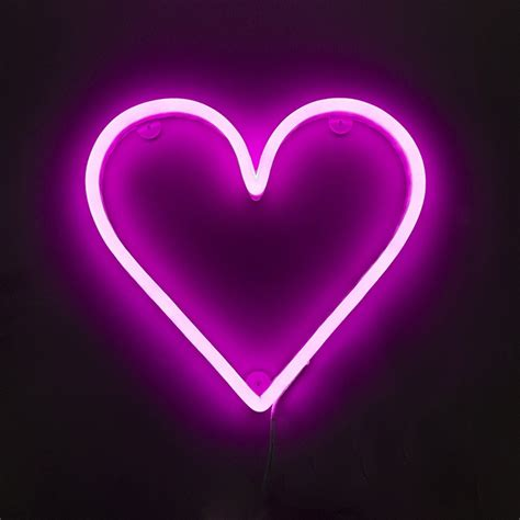 neon pink lights wall l neon pink dimmable with remote
