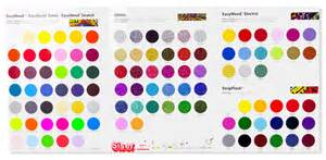 siser easy color chart siser heat transfer vinyl color guide