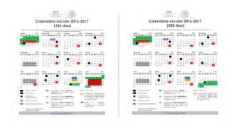 calendario escolar ujat 2016 2017 calendarios escolares ciclo 2016 2017 secretar 237 a de