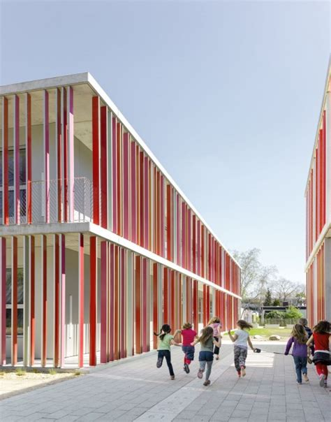 architekten in karlsruhe primary school in karlsruhe wulf architekten archdaily