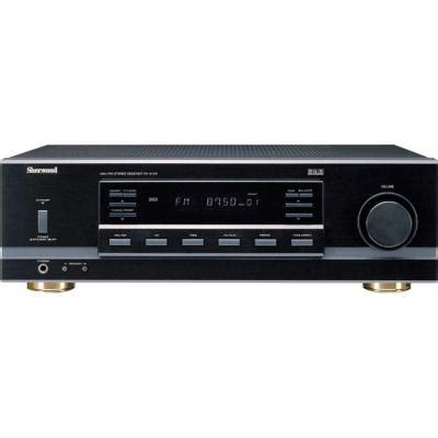 sherwood 200 watt 2 channel stereo receiver discontinued