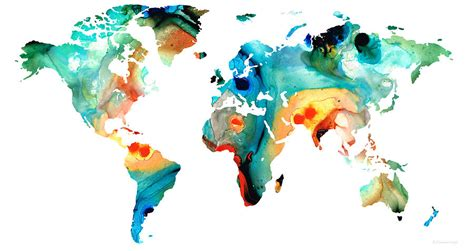 colorful world map inspiring colorful world map 8 colorful world map
