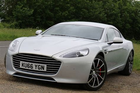 2010 Aston Martin Rapide For Sale by Aston Martin Rapide Saloon From 2010 Used Prices Parkers