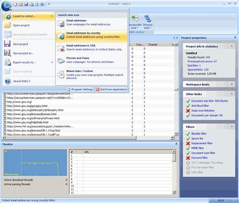 email extractor advanced email extractor скачать бесплатно без регистра