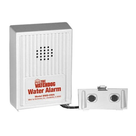 basement water sensor watchdog water alarm basement watchdog