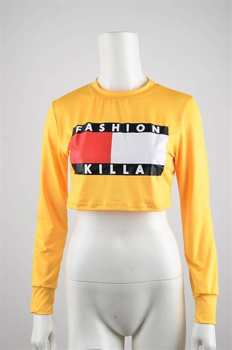 aliexpress fashion aliexpress com buy 2016 fashion women short t shirt long