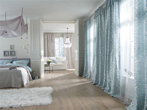 veranda vorhänge design gardinen schlafzimmer