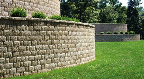 Retaining Wall Manufacturers Orco Block Co Inc Image Gallery Proview