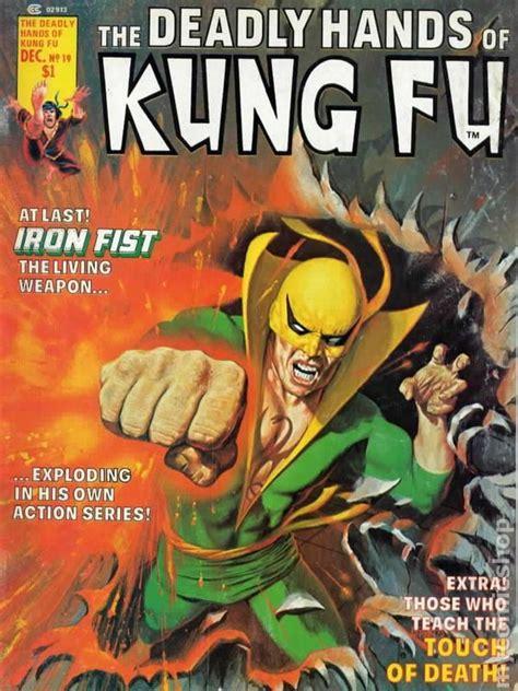 deadly hands of kung 1302901346 the deadly hands of kung fu 19 bronze age curtis marvel comics magazine make mine marvel