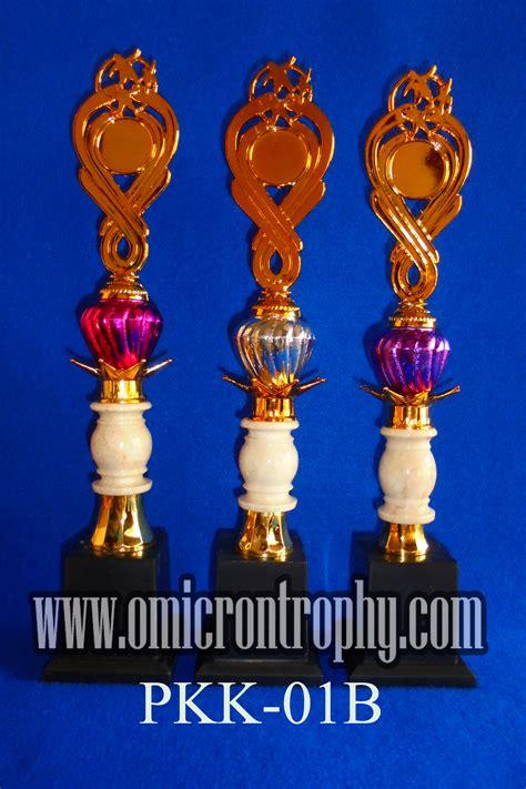 Piala Set Juara 123 Trophy Mtq Tatakan Kotak Plakat Figur Gold Murah 24 jual trophy lomba murah jakarta bandung surabaya omicron trophy