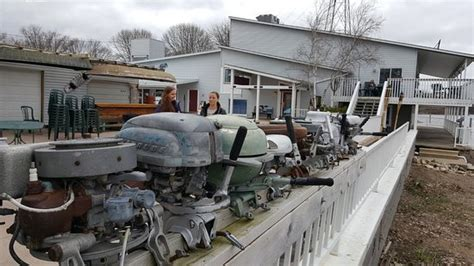 outboard motors for sale rochester mn the antique outboard motors and the restaurant picture