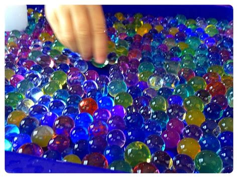 Water Hydrogel Sensory Play 24 best water images on wedding