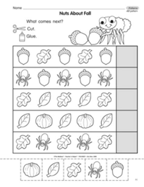 pattern necklace worksheet ab pattern worksheets for preschool 1000 images about
