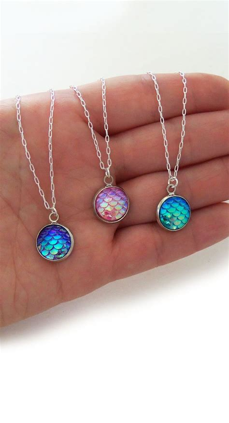 how to make mermaid jewelry best 25 mermaid necklace ideas on mermaid