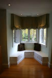 House Bay Windows Decorating Laminated Wood Flooring Of Corridor House With Splendid Bay Window Ideas Feat Green Valances