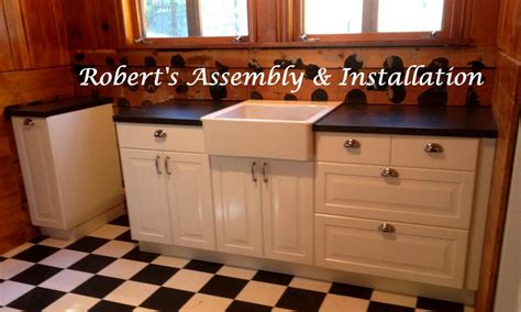 assembling ikea kitchen cabinets pictures for roberts assembly installation in temecula