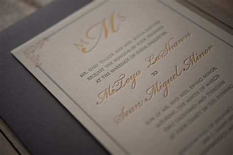 Wedding Invitations Yellow And Grey by Real Wedding Mitoya And Yellow And Grey Wedding