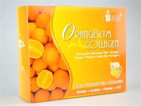 Orangeslym Collagen kedai borong produk kecantikkan dan kesihatan v asia