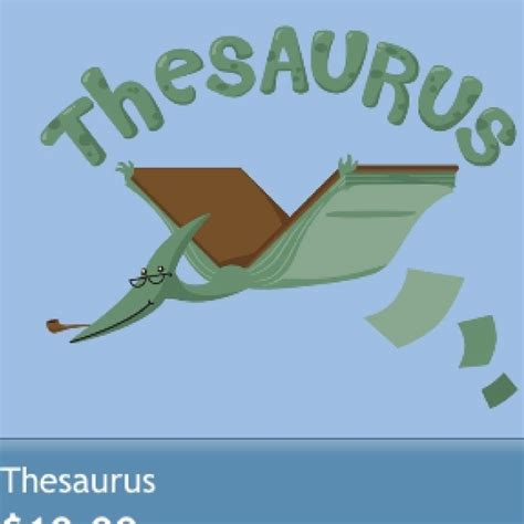 Thesaurus Lookup Or Thesaurus Driverlayer Search Engine