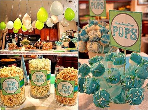 Popcorn Baby Shower Theme by Best 25 Popcorn Baby Showers Ideas On Baby