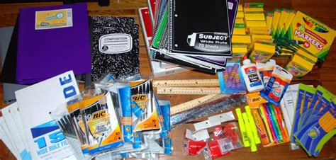 Office Supplies Needed For College Support Local School Supply Drives Saxton Bradley Inc