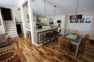 Tri Level Home Decorating Tri Level Open Kitchen Remodel This Is Almost Exactly Our Floor Plan And How I D Like To Open