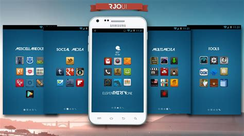 android customization rjo ui custom android user interface by rjoentertainment on deviantart