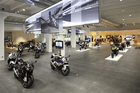 bmw showroom bmw motorrad isaria germany vmsd