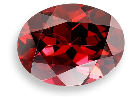 red gem all about the color cut and clarity of garnet gemstoneguru
