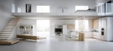 Loft House Design cos 236 nasce l esigenza di avere un letto salvaspazio a soppalco