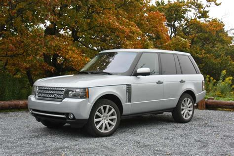 land rover 2010 2010 land rover range rover information and photos