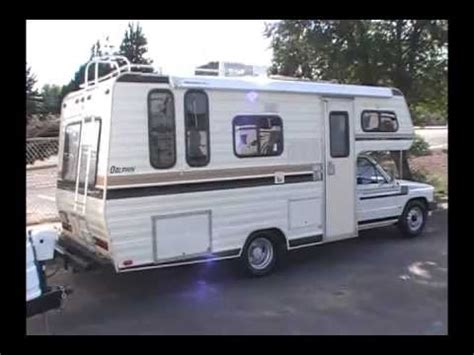 toyota dolphin toyota dolphin motorhome sold youtube
