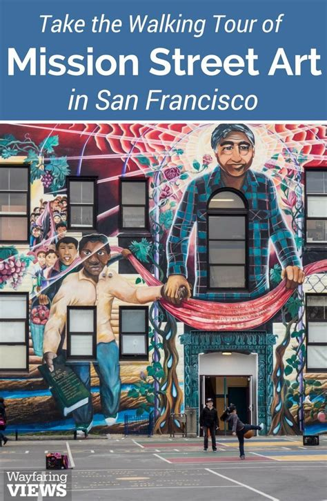 san franciscos mission district murals explorers guide