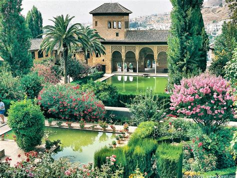 40 Square Meters by Interesting Facts About Alhambra Just Fun Facts