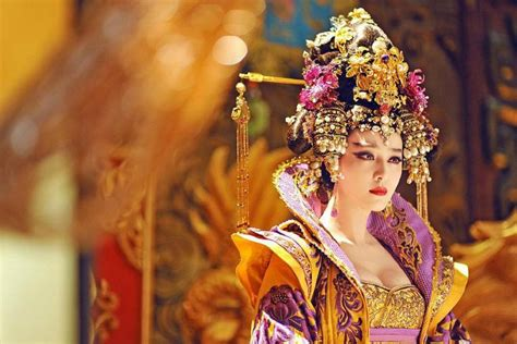 The Will Of The Empress empress of china to be aired here but fan bingbing s
