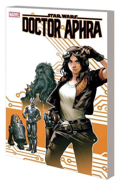 wars doctor aphra vol 2 doctor aphra and the profit wars doctor aphra vol 1 aphra fresh comics