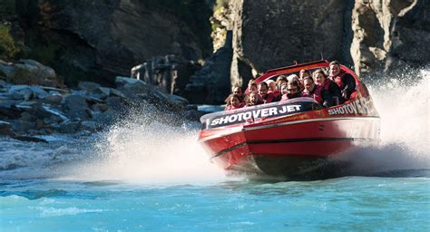 jet boat tour queenstown new zealand queenstown shotover jet rtw backpackers