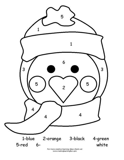color by number coloring pages for kindergarten 183 best coloring pages images on pinterest color by