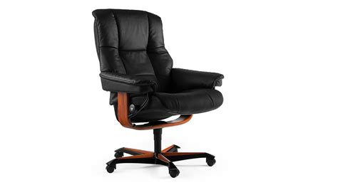 Stressless Office Chair by Circle Furniture Stressless Mayfair Office Chair