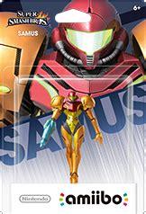 Amiibo Metroid Metroid Series samus amiibo figure by nintendo smash bros series