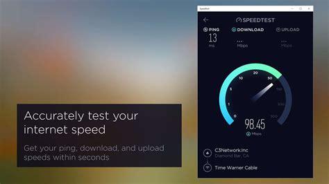 speed test net ookla speedtest ookla lanza su aplicaci 243 n para medir la
