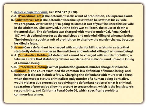 what is section in law introduction to criminal law