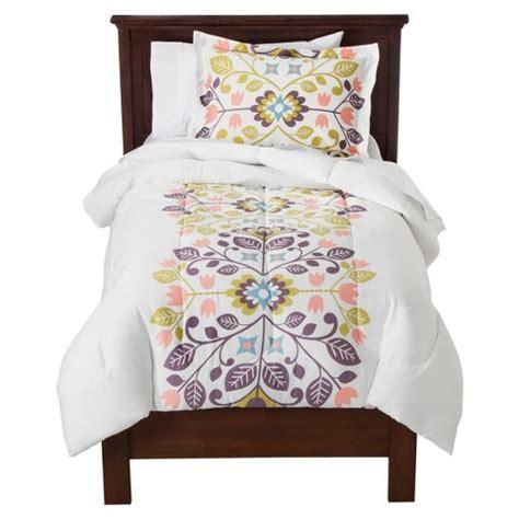 floral bedding target modern floral comforter set