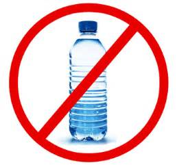 just say no to bottled water