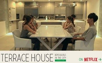 terrace house movie terrace house series tv tropes
