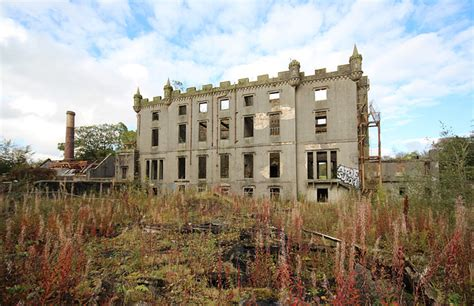 caldwell house ipernity caldwell house lugton renfrewshire scotland abandoned c1985 by a