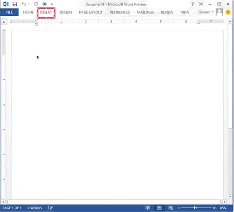 live layout word 2013 live layout in word 2013